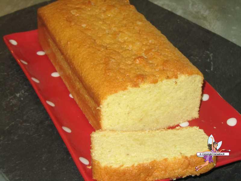 cake a la vanille et au rhum (1)
