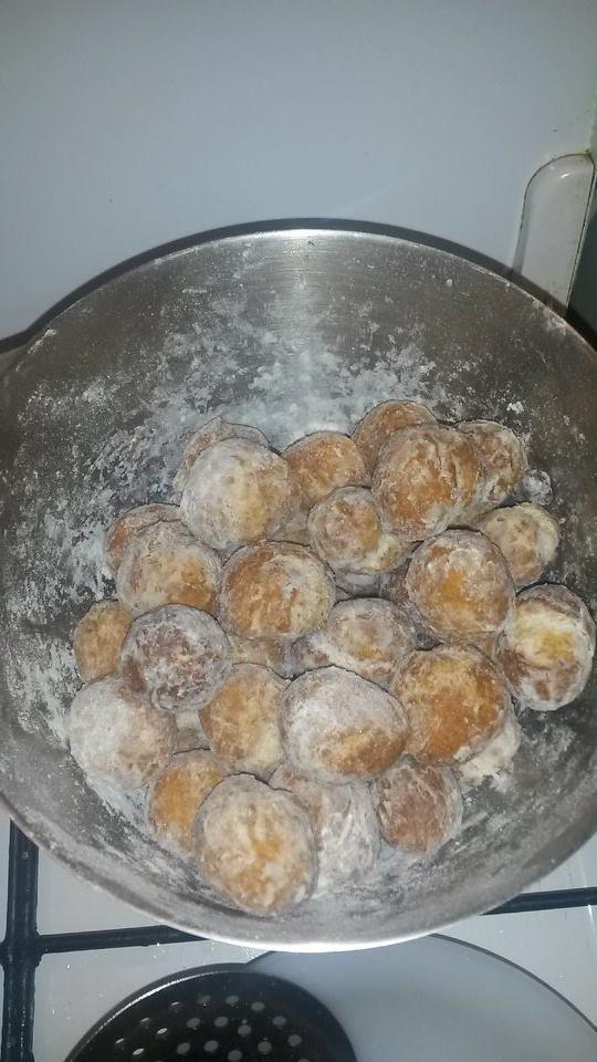beignets exquis Souad majahdi