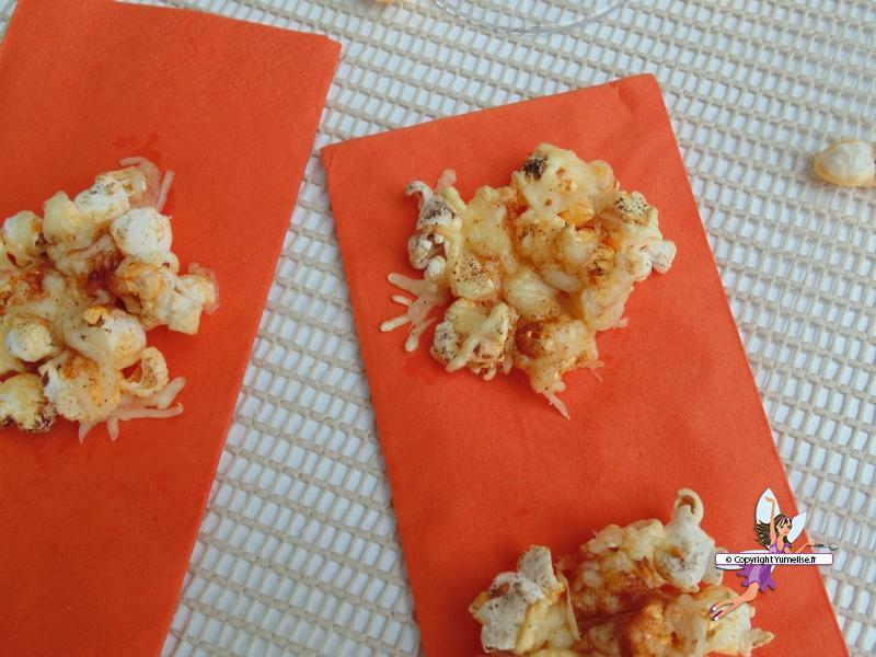 galette pop corn der
