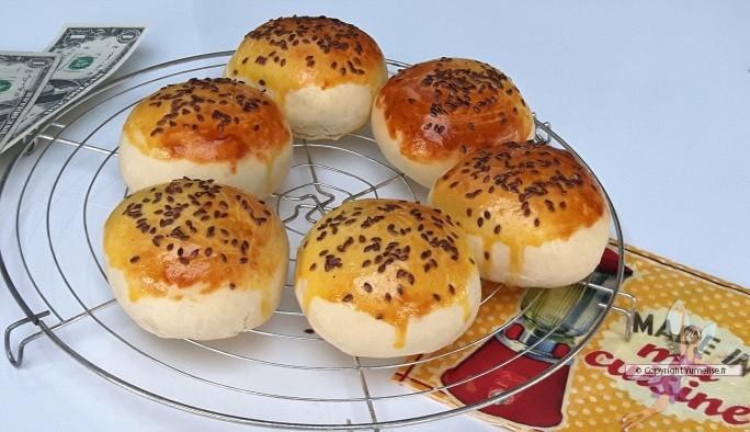 buns pour burgers