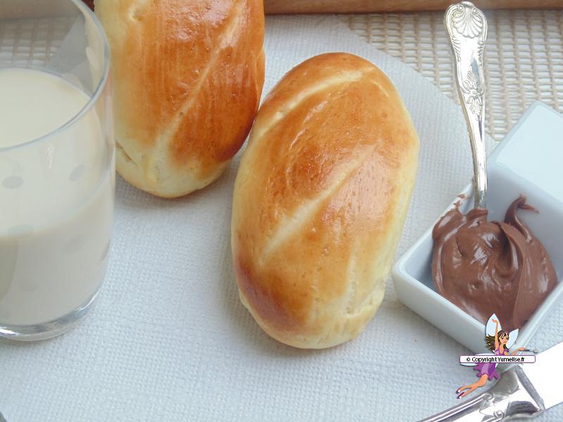 pains au lait der der