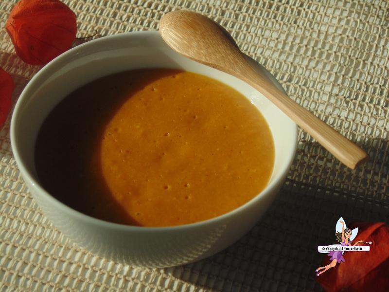 sauce potimarron 1