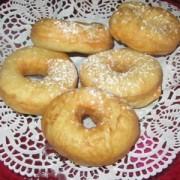 BEIGNETS DE CARNAVAL comme des donuts