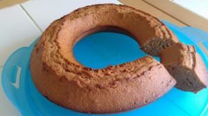 cake moelleux miel et cannelle virginie rouaix