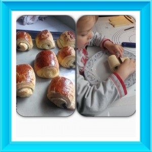 croissants en pains choco miyori no mori