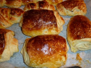 croissants et pains choco avec pate feuilletee rapide séverine zimmermann