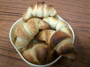 croissants faciles version minis severine hoareau