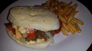 faluches façon burgers aux 7 de table