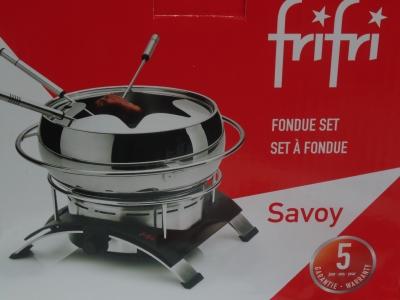 frifri set a fondue