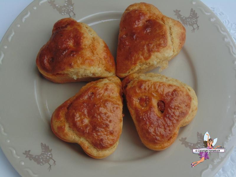 muffins chorizo a la une