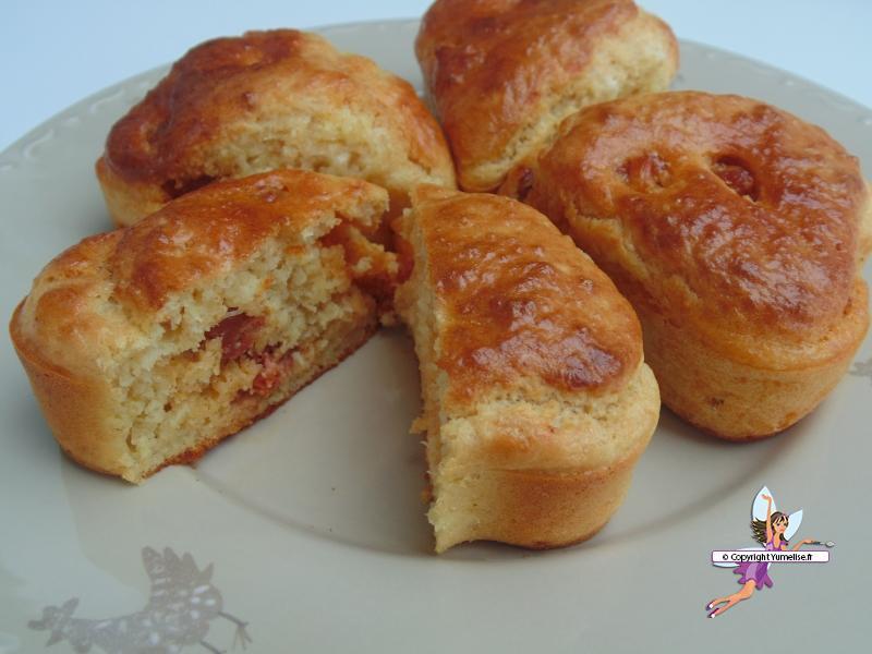 muffins chorizo der