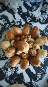 pains au lait et croquembouches nathalie prudhomme