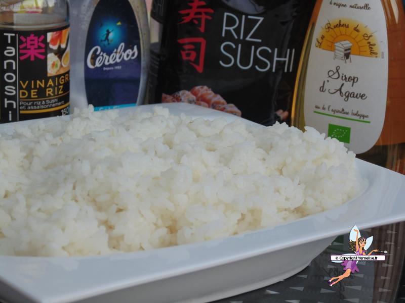 riz sushis
