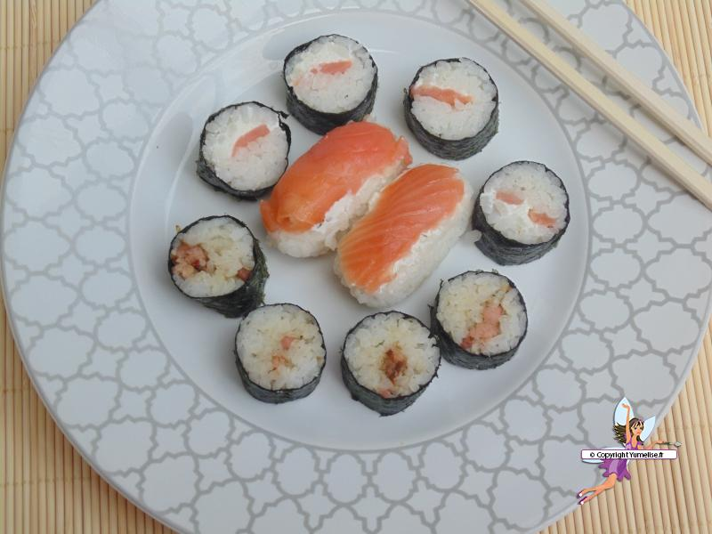 sushis makis a la une