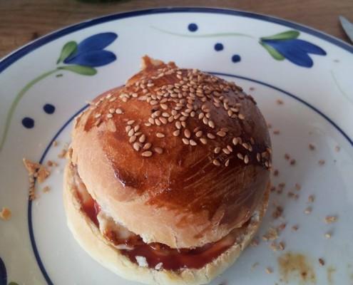 pains hamburgers moelleux liliana brazza