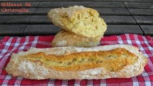 baguettes faciles gateaux de chrisouille