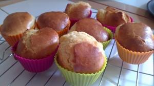 muffins lait concentre sucre virginie rouaix