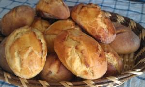 pains au lait ficelle en cuisine