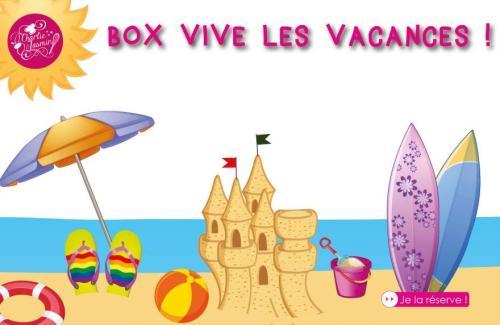 box vive les vacances