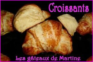 croissants les gateaux de martine