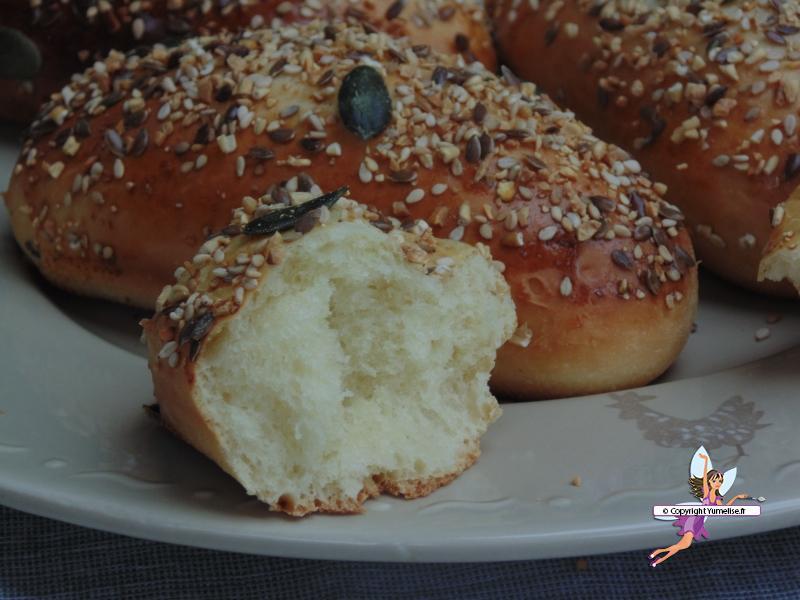 pains aux graines der