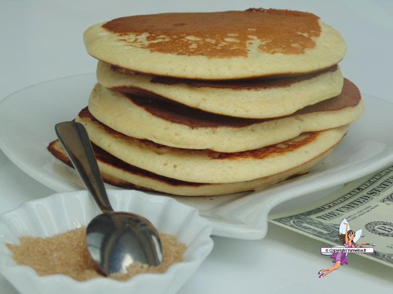 pancake a la une