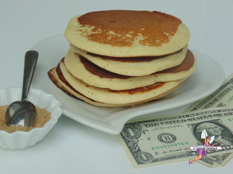 pancake avant der