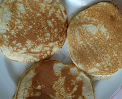 pancakes sonia maillot