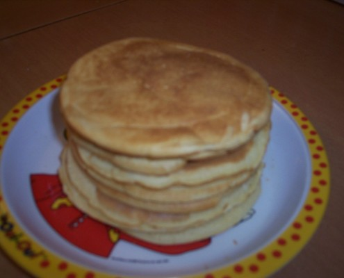 pancakes virginie gomez