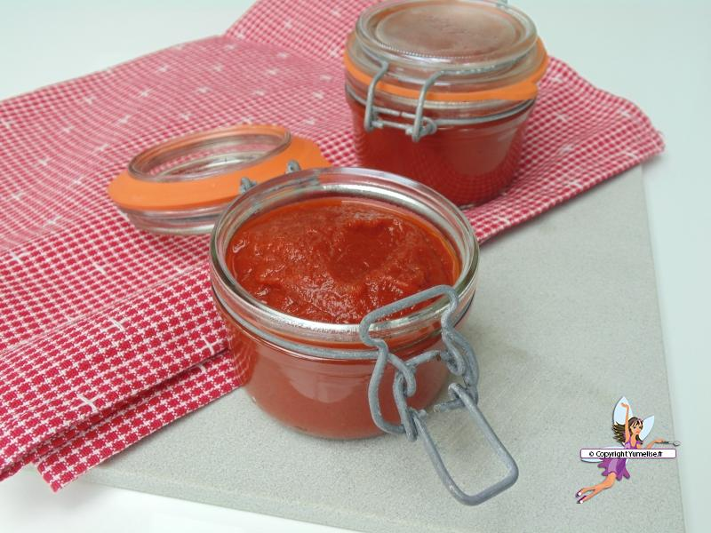 ketchup maison a la une