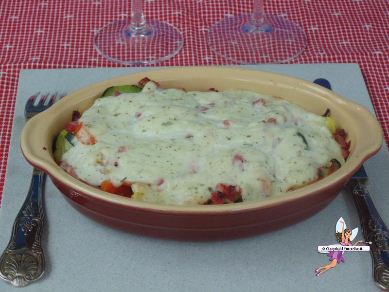 Gratin grand m re yumelise recettes de cuisine - La cuisine de grand mere angouleme ...