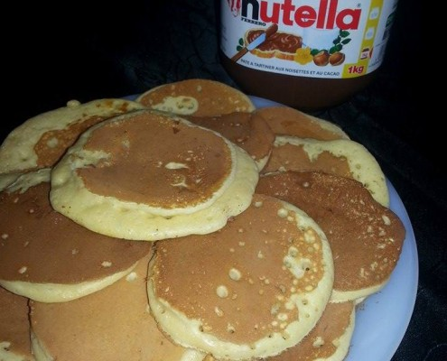 pancakes carole carre