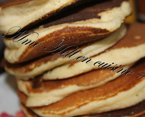pancakes mme hell en cuisine