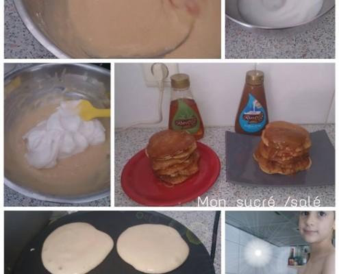 pancakes mon sucresale