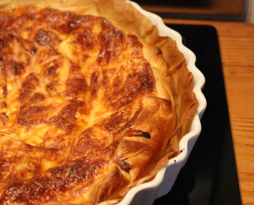 tarte aux 3 fromages helene bzh
