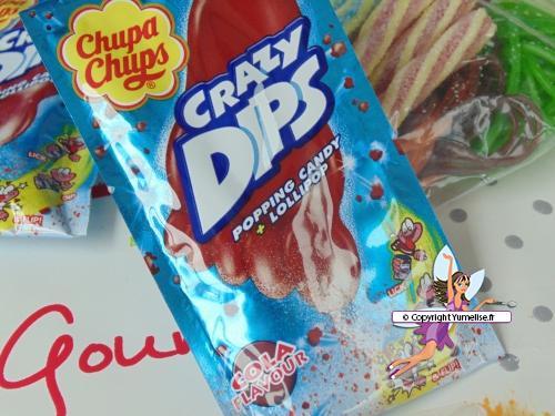 bonbons crazy dips