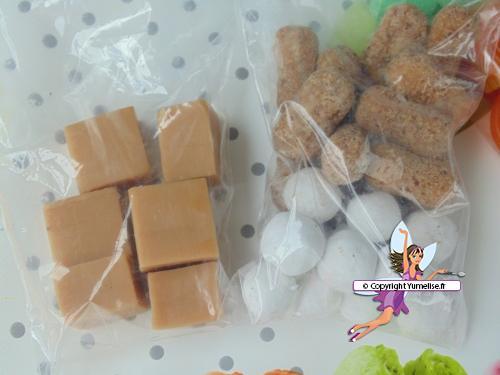 bonbons fudge karaneige