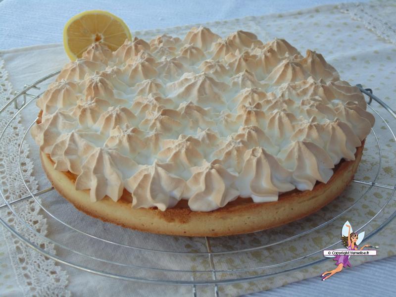 tarte citron a la une