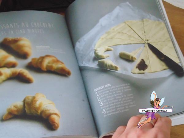 croissant chocolat livre