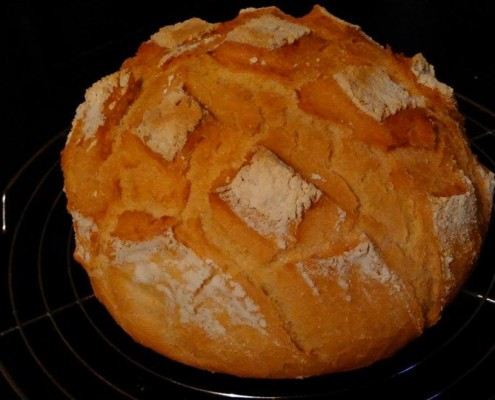 pain cocotte entier virginie rouaix