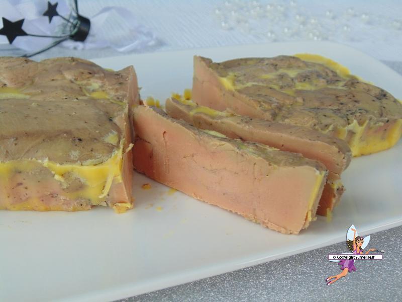 Terrine de foie gras maison yumelise recettes de cuisine - Recette foie gras en terrine ...