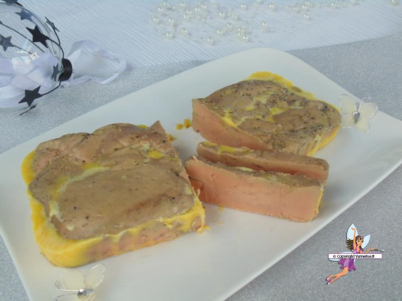 terrine foie gras entier