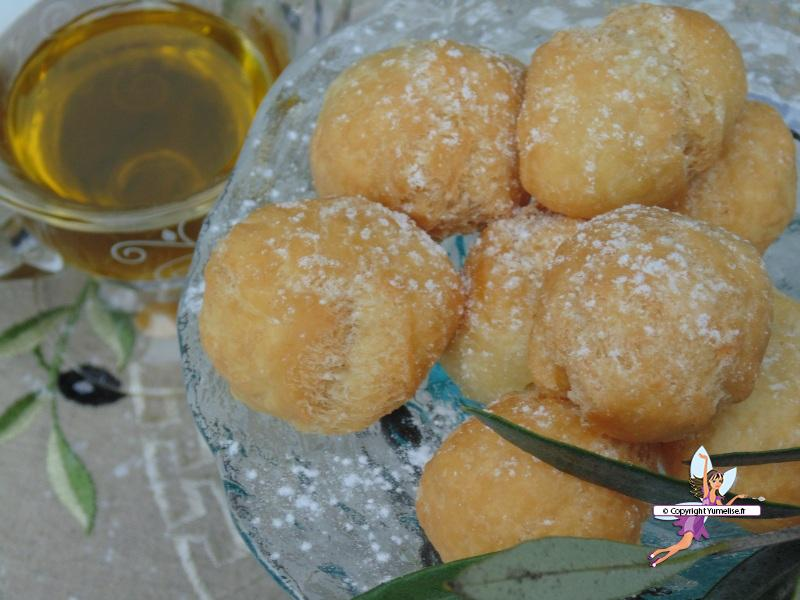 beignets huile olive 3