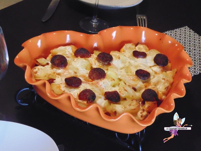 gratin hongrois