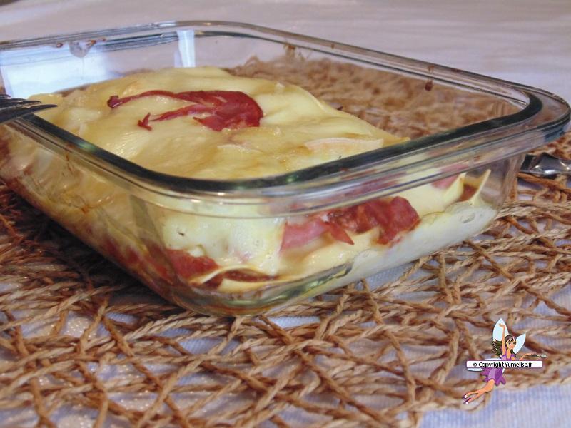 lasagnes raclette 1