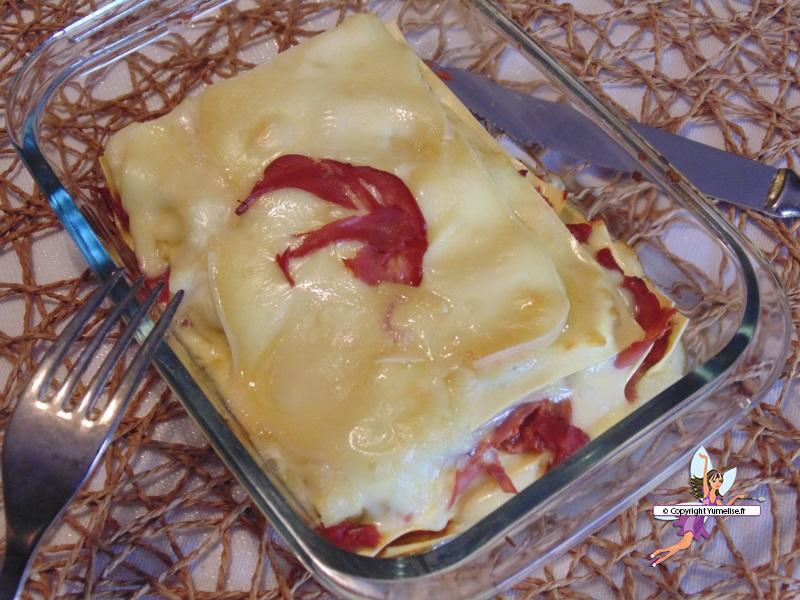 lasagnes raclette 2