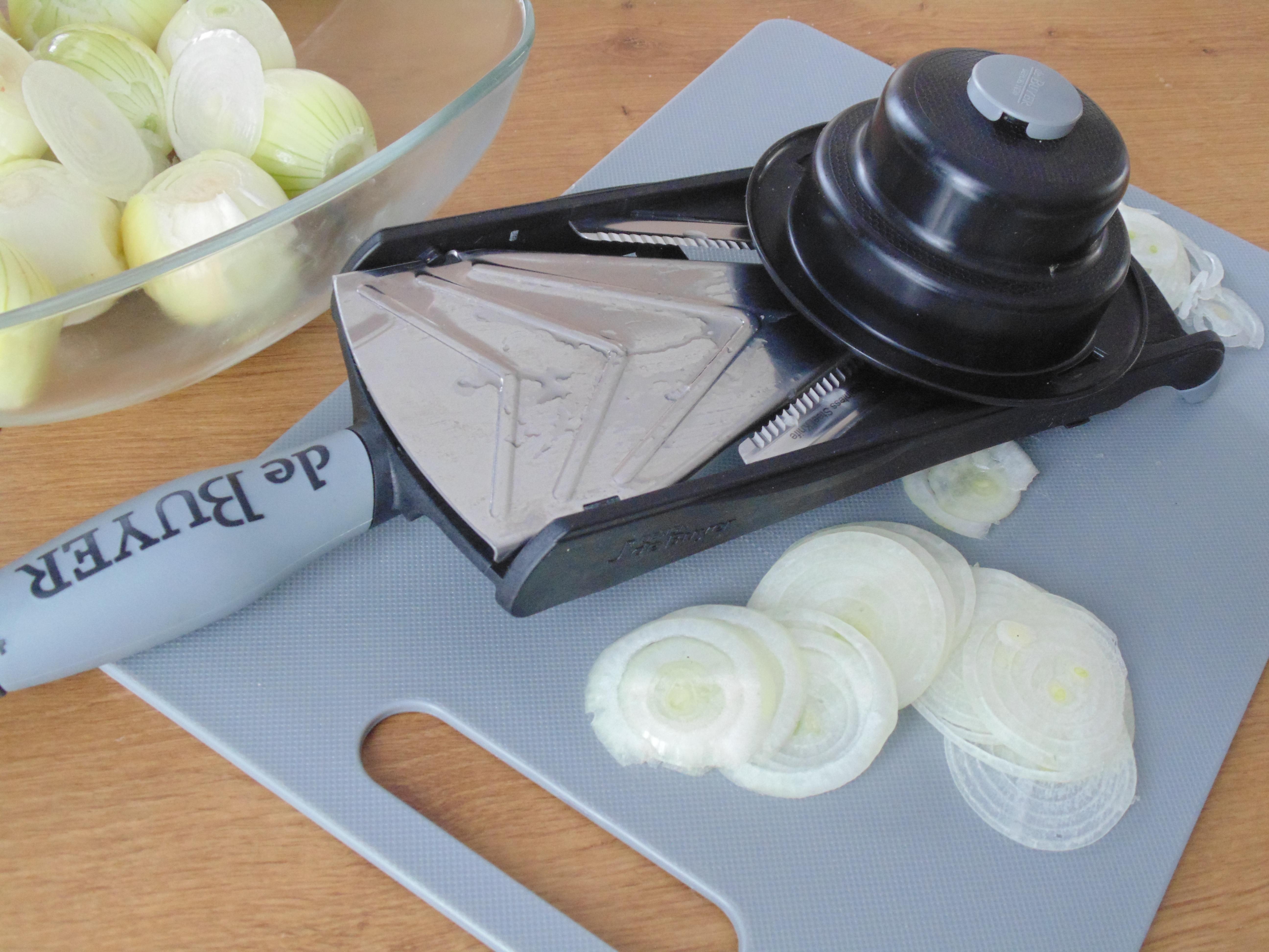 Tarte aux oignons la meilleure yumelise recettes de for Quelle est la meilleure mandoline de cuisine