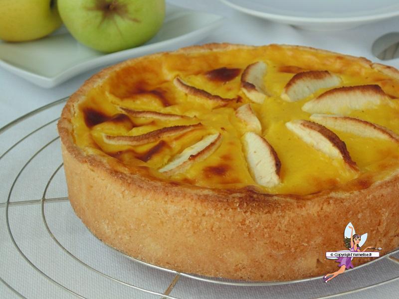 flan pommes 2