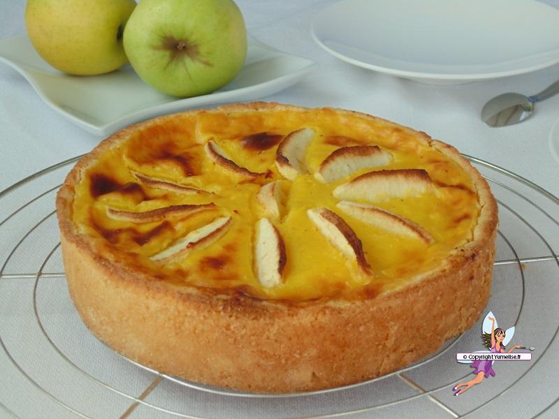 flan pommes 3