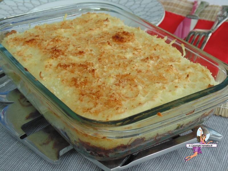 Hachis Parmentier De Canard Yumelise Recettes De Cuisine